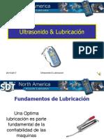 Ultrasonido & Lubricacion - Confiabilidad