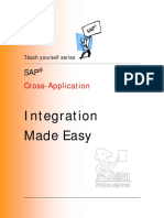 SAP 003A Integration Made Easy