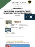 Texturas y Estructuras