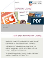 DocDesign01 SlideShow