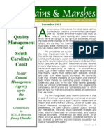 December 2003 South Carolina Environmental Law Project Newsletter