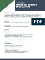 ADEX - Dip Gestion Comercio Internacional