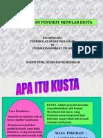 PENGENDALIAN PENYAKIT KUSTA DI PUSDIKKES KODIKLAT TNI AD 25 APRIL 2017 rev - Copy.ppt