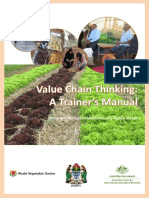 Value Chain Training Manual Final Web