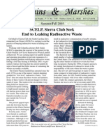 Summer-Fall 2005 South Carolina Environmental Law Project Newsletter