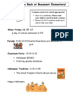 halloween boo bash in ms-1