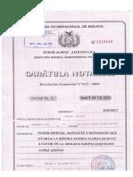 Caratula Con Fondo Real