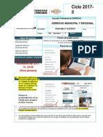 Derecho Municipal y Regional Lula Chambi Paye