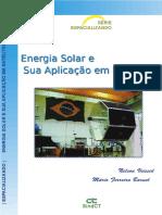 Celulas Solares Em Satelites
