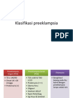 Klasifikasi preeklampsia