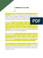 El  ARBITRAJE   EN  EL  PERU.doc