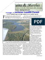Winter - Spring 2009 South Carolina Environmental Law Project Newsletter