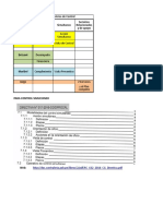 Plan de Trabajo Auditoria Interna