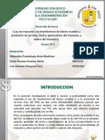 Ley Del IVA Final v1.0