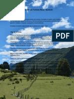 Plan de Desarrollo Turismo Rural