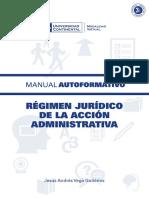 Regimen Juridico MAU01
