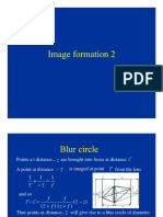Image Formation 2