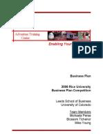 AdventureTravel-business plan.pdf