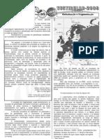 Geografia - Pré-Vestibular Impacto - Globalização e Fragmentação