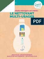 Nettoyants multi usage