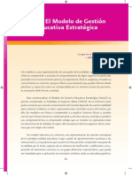 Modelo de Gestion Educativa Estrategica Modulo 1 Pec