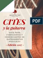 CITES y La Guitarra - 2017