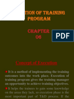 Chapter-6 Execution of T&D.ppt