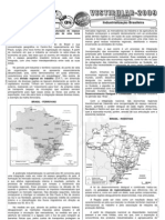 Geografia - Pré-Vestibular Impacto - Industrialização Brasileira III