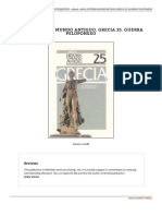 Akal Historia Mundo Antiguo Grecia 25 Guerra Pel Book