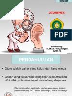 Otorhea Fix