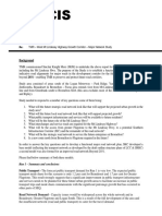 DAK-PRECIS - TMR – West Mt Lindesay Highway Growth Corridor – Major Network Study - 15.06.16