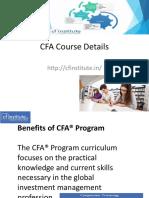 CFA Course Details.pptx