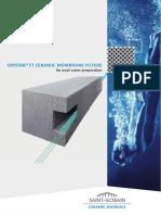 Crystar Ft Ceramic Filters