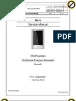 Hero Service Manual