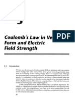 Coulombs Law and Electric Field