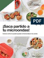 eBook Gratuito Saca Partido a Tu Microondas