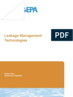 Leakage Management Technologies