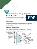 Calcul Pression Coffrage BAN_CSTC
