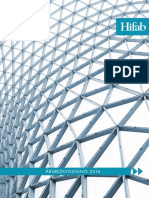 Hifab Group AB (Publ) - Årsredovisning 2016 Annual Report