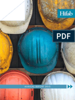 Hifab Annual Report 2015