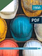 Hifab Annual Report 2015
