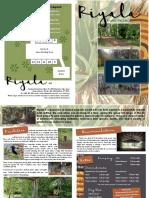 Riyala Brochure 2018