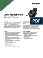 Sensor Magnetico Lineal de Posicion