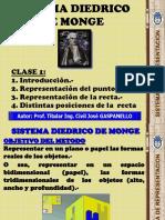 Clase 1 (Introd. Punto, Recta)2010