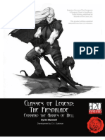 D20 - Classes of Legend - The Fiendblade
