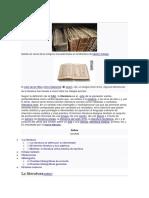 bibliografia sobre la literatura prehispanica