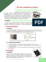 Ch31 Les Preactionneurs Electriques