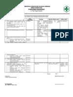 9.1.1 Bukti Monitoring Evaluasi Rencana Tindak Lanjut Keselamatan Pasien