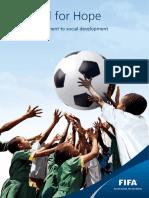 Football for Hope Brochure 2010 e