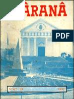DHÂRANÂ Nº 67 a 69 - Julho a Setembro de 1931